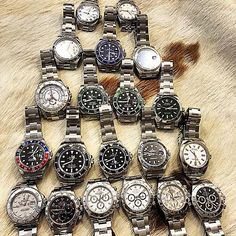 Talk to me, Rolex, tell me all about it
