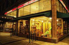 Aunties Books, Spokane, WA