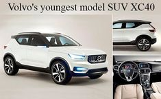 The Volvo's Youngest Model SUV will be the new gen of Volvo that was launched in 2018 and will join the mid-level Volvo and high-end Volvo in next month in India. Volvo Xc60, Young Models, New Look, Innovation, Join, Product Launch, Zappa, India, Technology