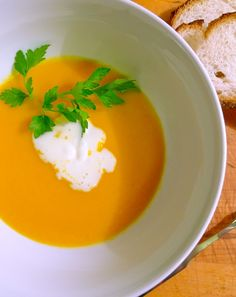 Low FODMAP and Gluten Free - Carrot and Cumin Soup http://www.ibssano.com/low_fodmap_recipe_carrotsoup.html