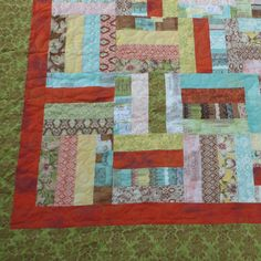 Twin size quilt made from Curio by Moda by 4quiltsandmore on Etsy, $139.00