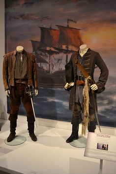 Tons of pics from Movie Costumes exhibit