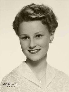 Sonja Haraldsen 1953