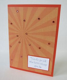 Thanks For All The Little Things Christian Thank You Card by stufffromtrees on Etsy
