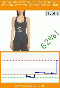 Zumba Fitness Without a Trace Débardeur dos nageur femme Sew noir Noir Xx-large (Vêtements). Réduction de 62%! Prix actuel 23,16 €, l'ancien prix était de 60,65 €. https://www.adquisitio.fr/zumba-fitness/without-a-trace-d%C3%A9bardeur-15