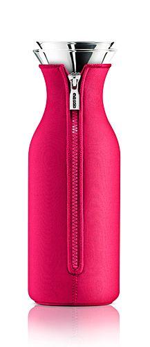 Karahvit - Kori - Eva Solo, jääkaappikaadin 1L, vadelmanpunainen takki