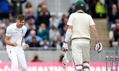 Australia fall to Jimmy Anderson as England fight back in Ashes on Today New Trend http://www.todaynewtrend.com