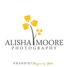 Custom Premade Logo and Watermark for Your Business. $35.00, via Etsy.