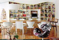 Galeria de fotos: inspire-se em imagens para transformar a sua casa - Casa e Jardim - GALERIA DE FOTOS - Cor em casa