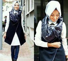 Hulya aslan hijab style on We Heart It