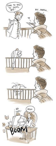 nicca11y:  How I talk to Solas in Skyhold,usually.  I usually start with Solas, go up to Dorian, then Leliana, then BOOM back down to see Cullen.Pinning this mostly for my brother.