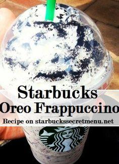 Yumm! #StarbucksSecretMenu