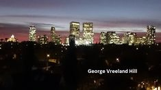 L.A., California. Photo by, George Vreeland Hill Seattle Skyline, California, Travel, Viajes, Traveling, Trips, Tourism