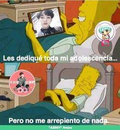 He sido, soy y sere siempre Bts Memes, Park Ji Min, Jung Kook, K Pop, Bts Lyric, Spanish Memes, About Bts, I Love Bts, Bulletproof Boy Scouts