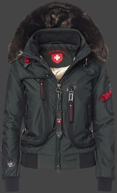 Wellensteyn Rescue Jacket Lady Winter, RainbowAirTec, Combugreen                                                                                                                                                                                 More