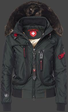 Wellensteyn Rescue Jacket Lady Winter, RainbowAirTec, Combugreen
