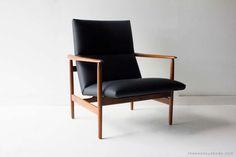 Arne Vodder Lounge Chair at 1stdibs
