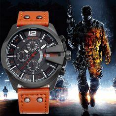 $37.98 (Buy here: https://alitems.com/g/1e8d114494ebda23ff8b16525dc3e8/?i=5&ulp=https%3A%2F%2Fwww.aliexpress.com%2Fitem%2FSKONE-Men-s-Chronograph-stopwatch-Sport-Quartz-Watch-Man-Fashion-Casual-Leather-Wrist-watches-Relogio-Masculino%2F32691432396.html ) SKONE Men's Chronograph stopwatch Sport Quartz Watch Man Army Military Leather Wrist watches Relogio Masculino Men Watches 2016 for just $37.98