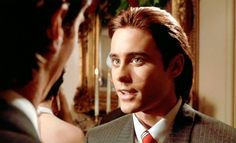 Jared Leto in American Psycho, dir Mary Harron, 2000