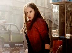 """Avengers: Age of Ultron"" - Scarlet Witch"