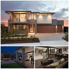 Check out this #ModernDesign from @rawsonhomes and see why this #beauty is award winning! On display at HomeWorld #GledswoodHills.  #NewHome #House #Home #Houses #ModernDesign #Modern #YourHome