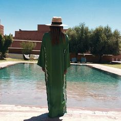 """Nowhere...#kaftan #bakchic #morocco #love"" Photo taken by @bakchic_thelabel on Instagram"