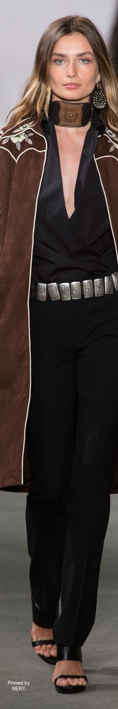 Ralph Lauren Fall 2016 (Shown SP 17)