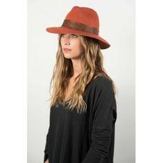 Chapeaux Travaux en Cours, chapeau feutre ruban - New
