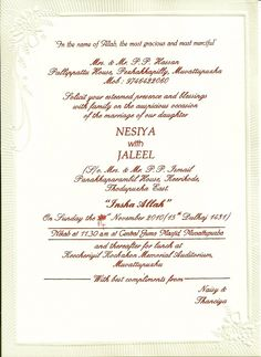awesome 9 christian wedding invitations wording Wedding Ideas