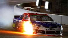 Burning rubber: Tire failures lead to big fires   FOX Sports on MSN