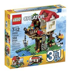 Lego Creators are fun building sets especially for kids 7 and above. #lego
