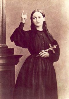 St. Clelia Barbieri... she was only 21 when she founded a religious order!