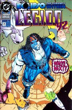 "L.E.G.I.O.N. (1989) - Annual 03 ""Chasing Shadows"""