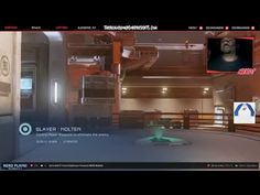 NERD PLAYN! HALO 5 4/2/17 From Ed Johnson Presents NERD #twitch