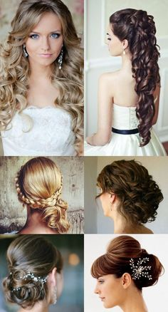 Trend Alert: Dashing Wedding Hairstyle Inspiration - http://www.heygirl.net/wedding-ideas/trend-alert-dashing-wedding-hairstyle-inspiration/