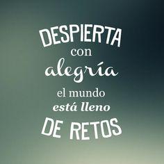 #BuenosDíasTai #Frases