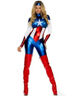 American Beauty Costume | Wholesale Superheroes Costumes for Adults