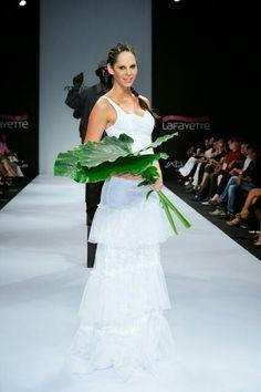 Vestido de novia en algodón para   Casarse en la playa...