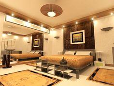 Architectural Rendering: Proposed Bedroom Interior Design
