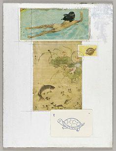 #1 Acqua by Joseph Cornell / American Art