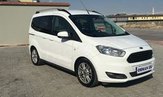 TOURNEO TOURNEO COURIER 1.6 TDCI 95 TREND M1 2015 Ford Tourneo TOURNEO COURIER 1.6 TDCI 95 TREND M1