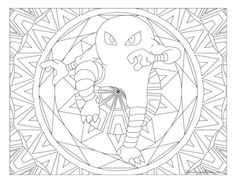 Free printable Pokemon coloring page-Hitmonlee. Visit our page for more coloring! Coloring fun for all ages, adults and children. Manga Coloring Book, Boy Coloring, Cat Coloring Page, Coloring Book Pages, Printable Coloring Pages, Coloring Pages For Kids, Coloring Stuff, Pokemon Coloring Sheets, Pokemon Cross Stitch