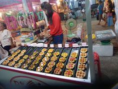 Night Market in Hua Hin, Thailand Stuff To Do, Thailand, Night, Fun, Hilarious