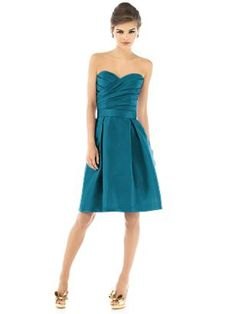 Alfred Sung Style D536 http://www.dessy.com/dresses/bridesmaid/d536/