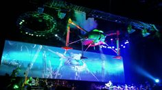 The war of the worlds, Ahoy Rotterdam