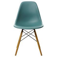 Buy Eames DSW Side Chair, Ocean online at JohnLewis.com - John Lewis