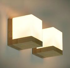Timber sill wall lights?