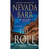 The Rope by Nevada Barr -- Started this book the other day. Loving it. So did the title come from a play on Hitchcock's movie Rope? where the characters think they can pull off the perfect murder?