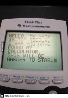 Can I pick a different calculator?