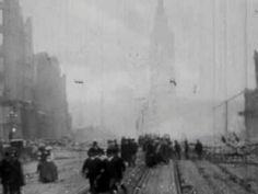 San Francisco Earthquake Damage 1906